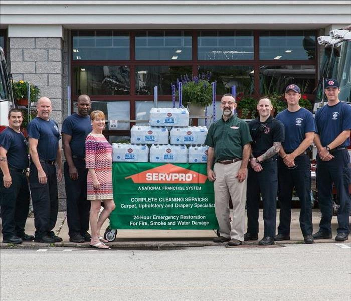 SERVPRO Haverhill Supports the Firefighters