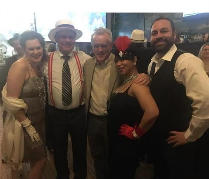 SERVPRO Attends The Buttonwoods Speakeasy Social