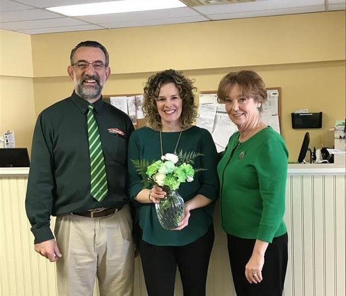 SERVPRO of Haverhill Attends St. Patrick's Day Event
