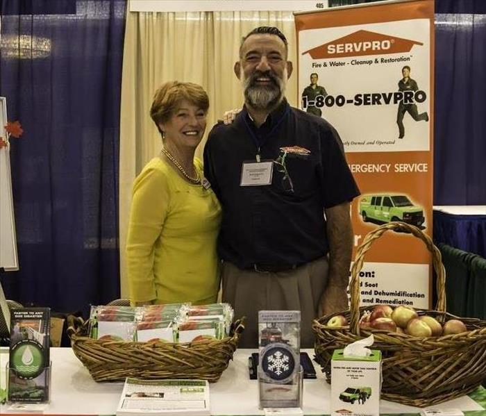 Commercial SERVPRO Attends the NELA Conference